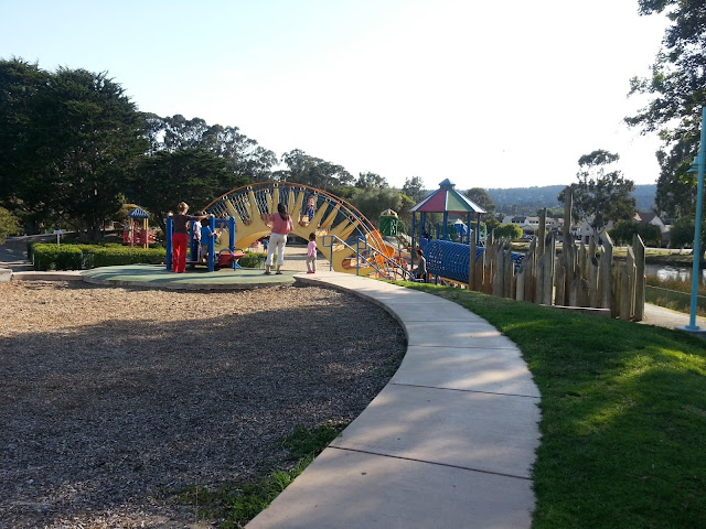 Dennis the Menace Park, Monterey, CA