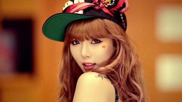 Video Klip Terbaru Hyuna Ice Cream