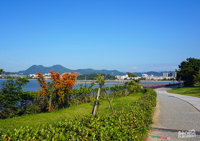 Kashii Hama, Fukuoka