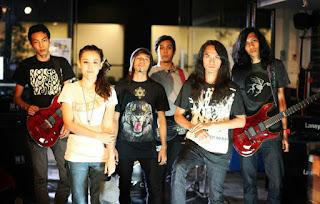 Maddthelin Band Post Hardcore / Screamo Kuala Lumpur malaysia Foto Images Wallpaper