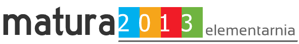 matura 2013 - elementarnia