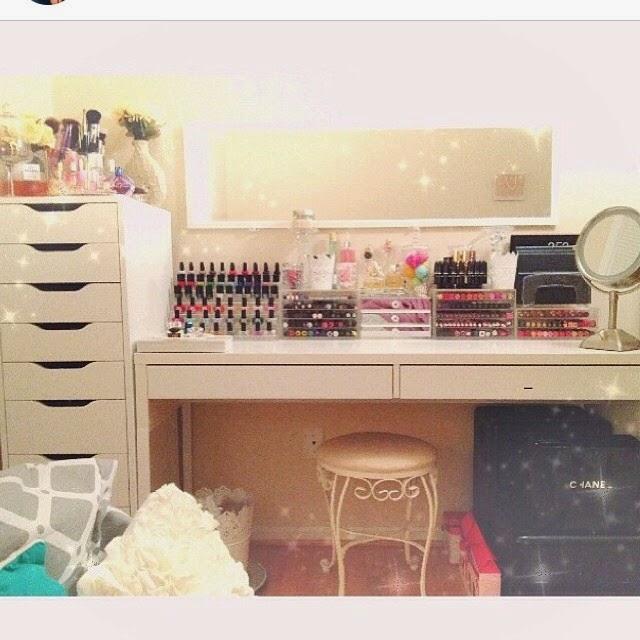 Donas World Fashion Beauty Aide Rangement Maquillage
