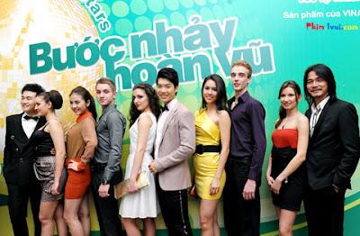 Bước Nhảy Hoàn Vũ [Tuần 4 - 15/04/2012] VTV3 Online