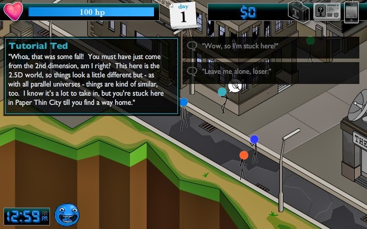 Stick RPG 2 game review pc online browser game
