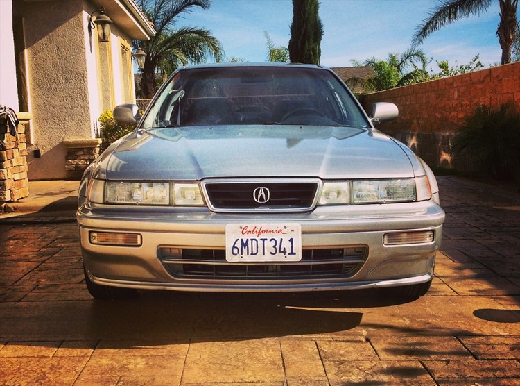 Honda, silnik, pięć cylindrów, R5, straight 5, G20A, G25A, 5-cylinder, engine, JDM, ホンダ, 日本車, Acura, Vigor (CB5, CC2, CC3)