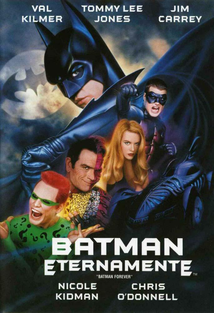Batman Eternamente Torrent - Blu-ray Rip 1080p Dublado (1995)