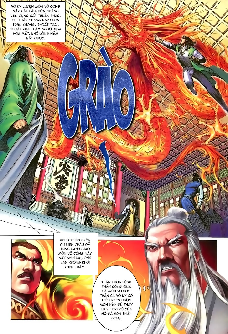 Ỷ Thiên Đồ Long Ký Chap 95 - Next Chap 96 image 11