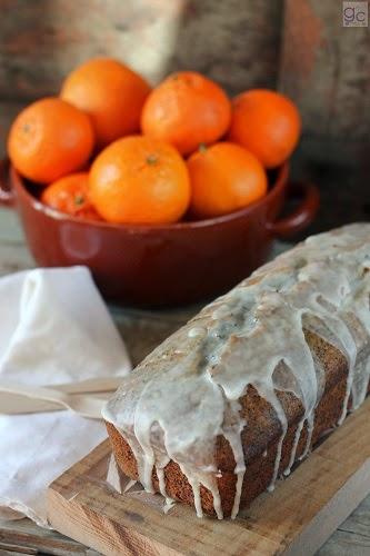 Imagen de un Bizcocho de naranja y semillas de amapola - Iratxe Ayala