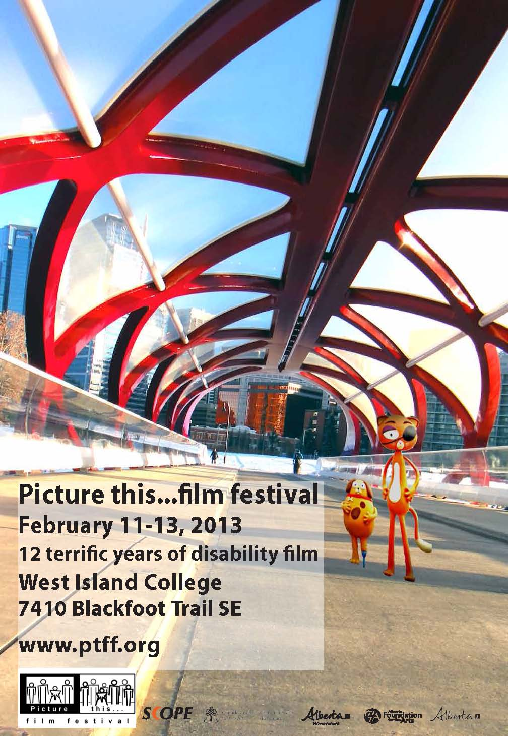 Picture this film festival February 11-13, 2013