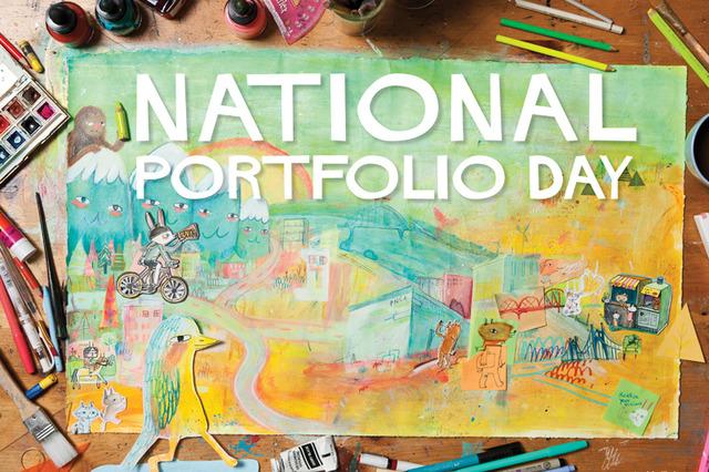 oregon art education association  national portfolio day  jan 8  pnca