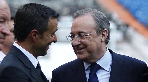 Mendes ha sacado casi 30 millones de euros del Madrid