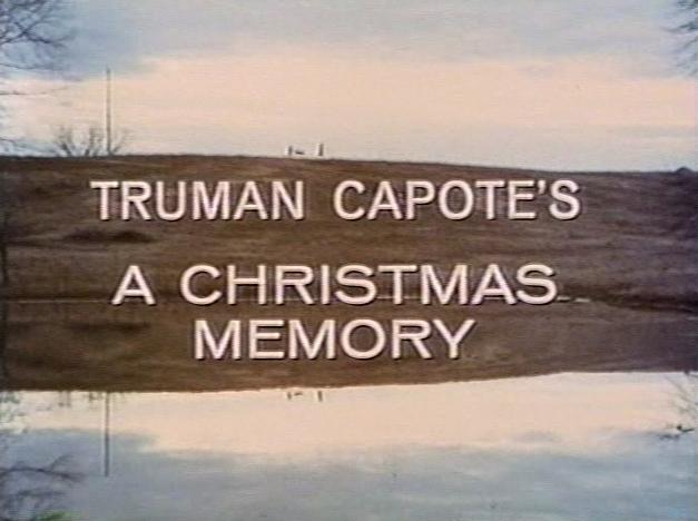 truman capotes a christmas memory 1966 - A Christmas Memory Full Text