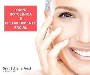 Aplicação de Toxina Botulínica e Preenchimento Facial