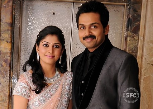 TAMIL ACTOR KARTHI WEDDING RECEPTION PHOTO GALLERY
