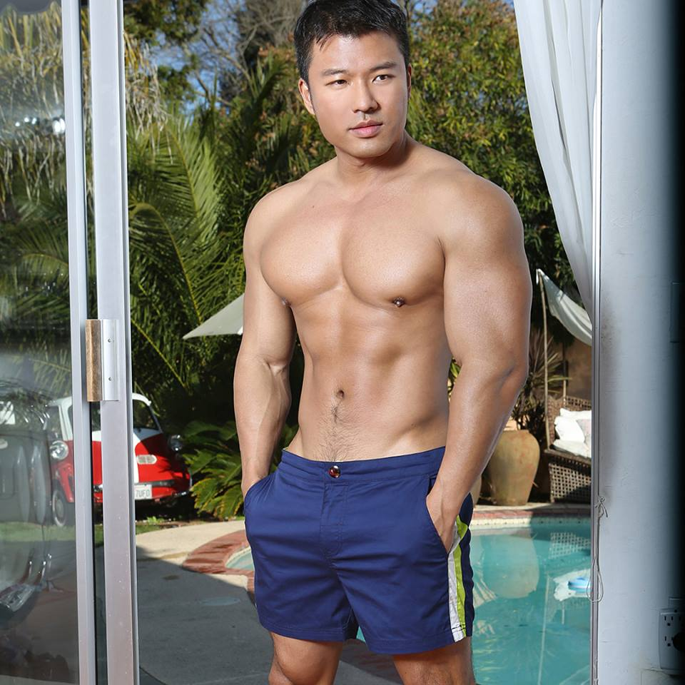 Can asian guy in speedo apologise