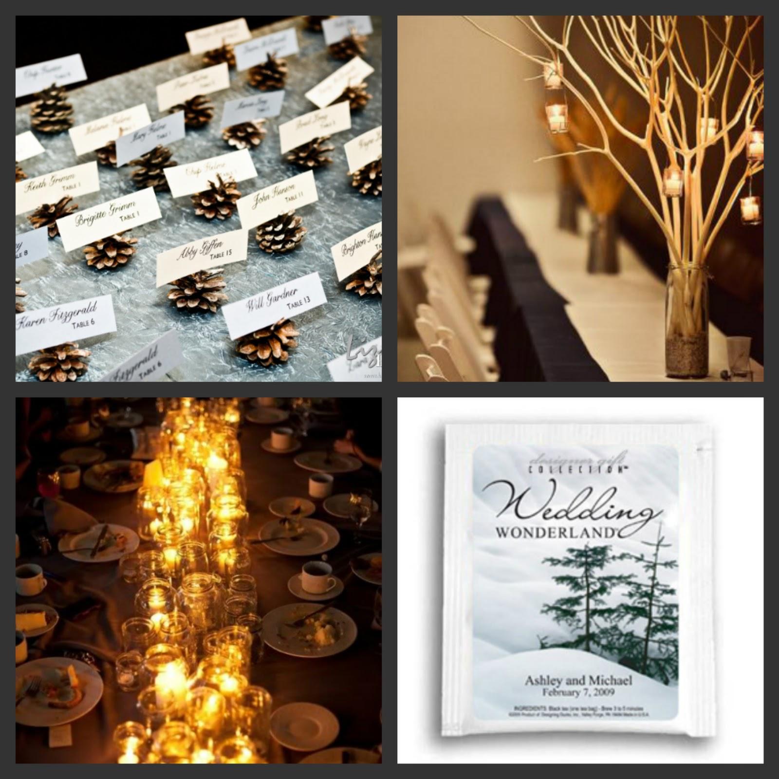 Winter Wedding Reception: Weddings Are Fun Blog: Winter Wedding Receptions