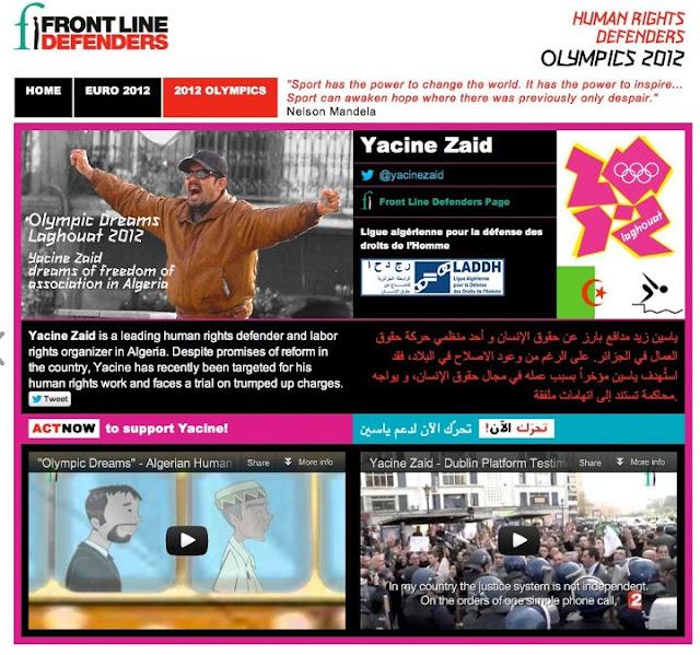 "Olympics Dreams"" Campaign"