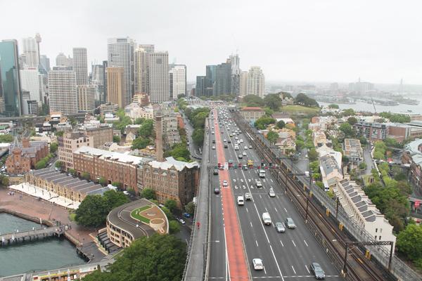 Sweet Monday, Sydney Harbour Bridge Pylon Lookout