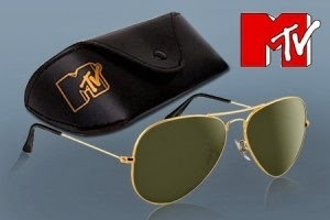 Flat 80% + 15% Additional Off on MTV Sunglasses collection just for Rs.594 Only