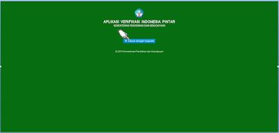 Aplikasi Verivikasi Indonesia Pintar