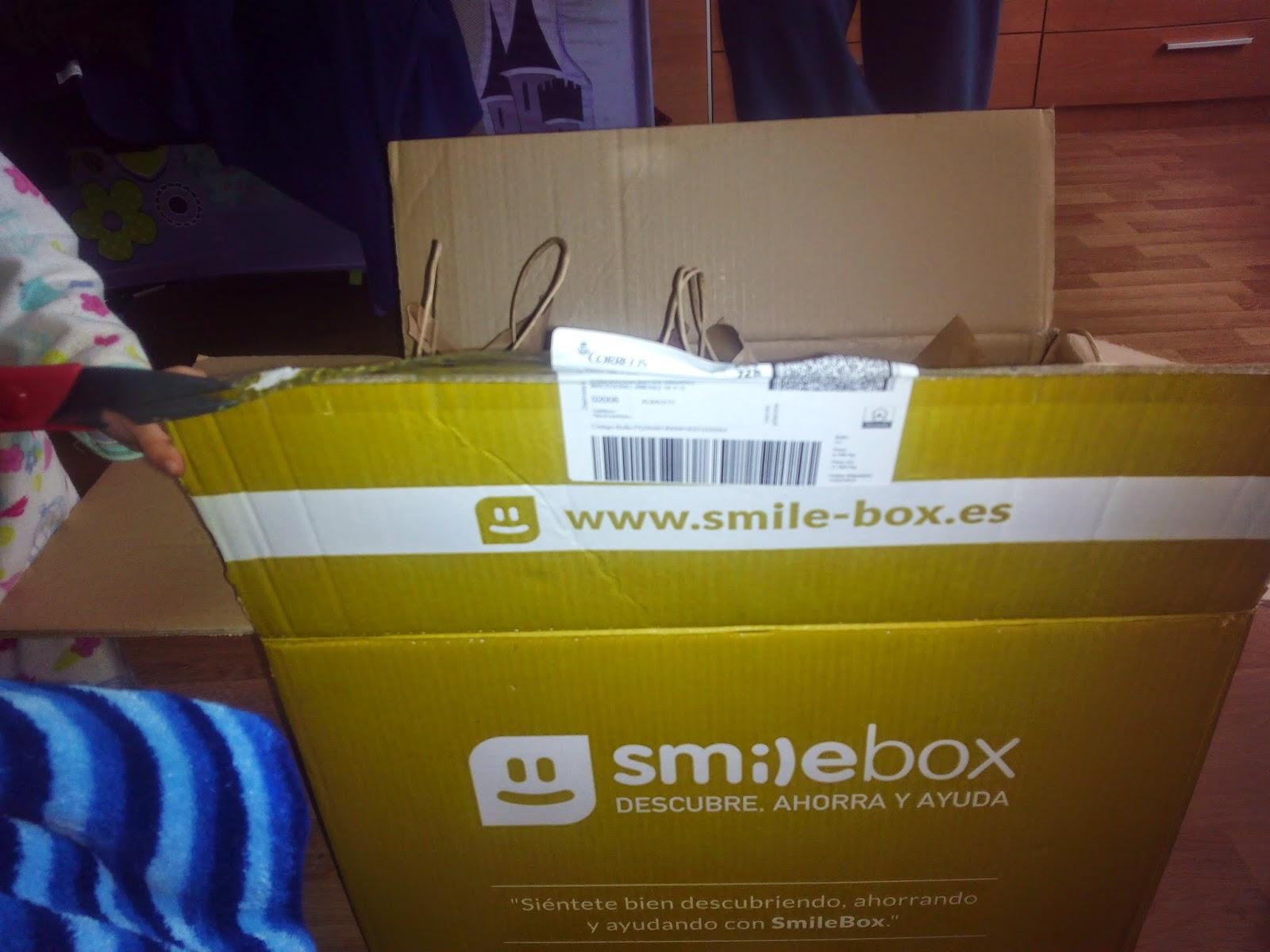 SmileBox de Enero