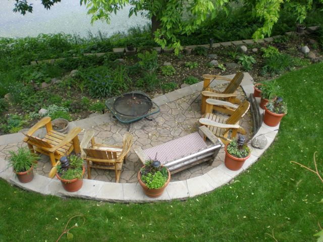 Garden Furniture You Can Leave Out All Year refinishing adirondack outdoor furniture | sweetwater style