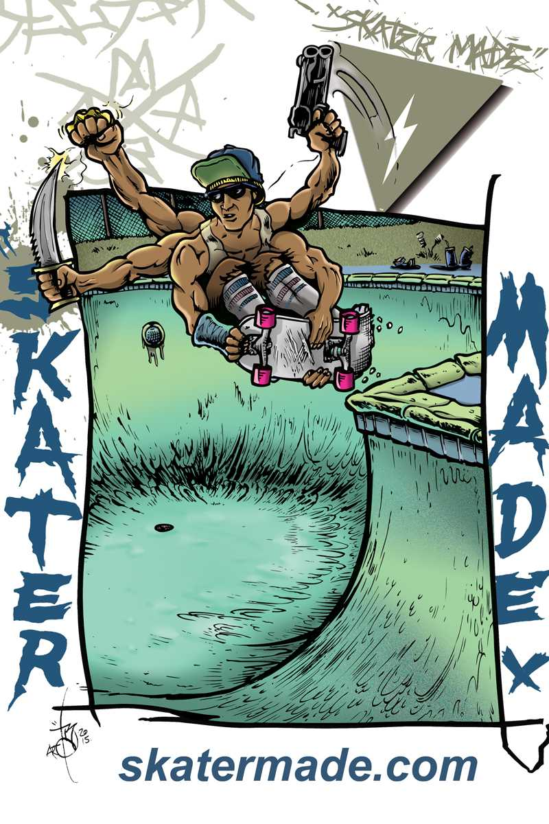 SKATER MADE
