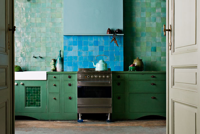 Kitchen Week Colorful Kitchens Nbaynadamas Furniture