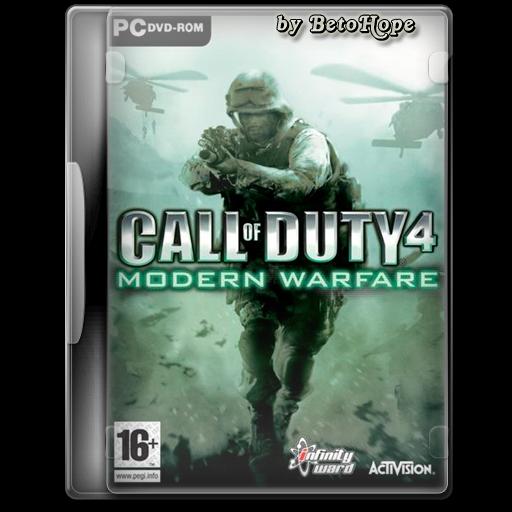Call of Duty 4 Modern Warfare [Full] [Español] [MEGA]