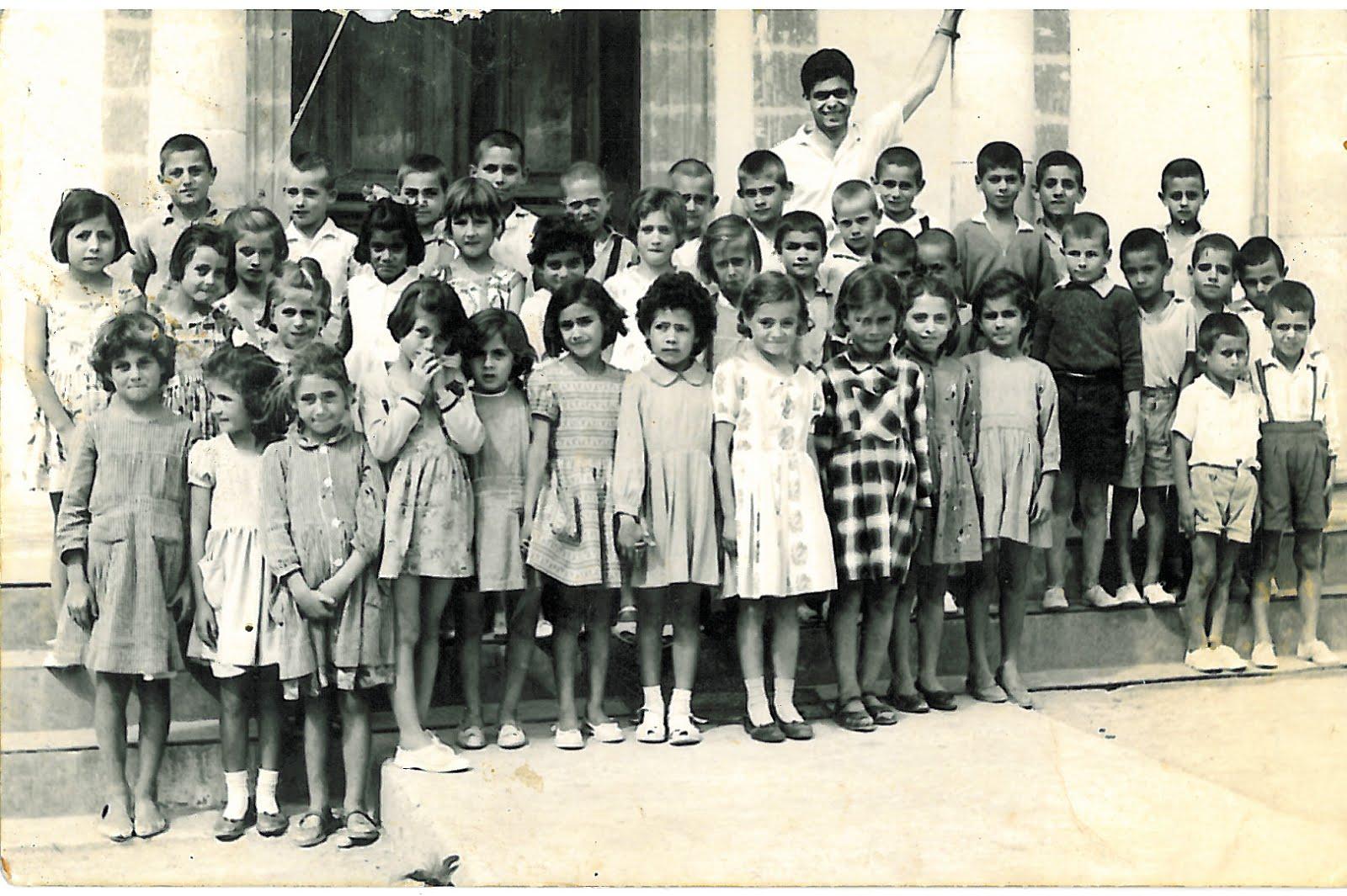 Β΄ΤΑΞΗ ΓΕΝΝΗΘΕΝΤΕΣ 1954