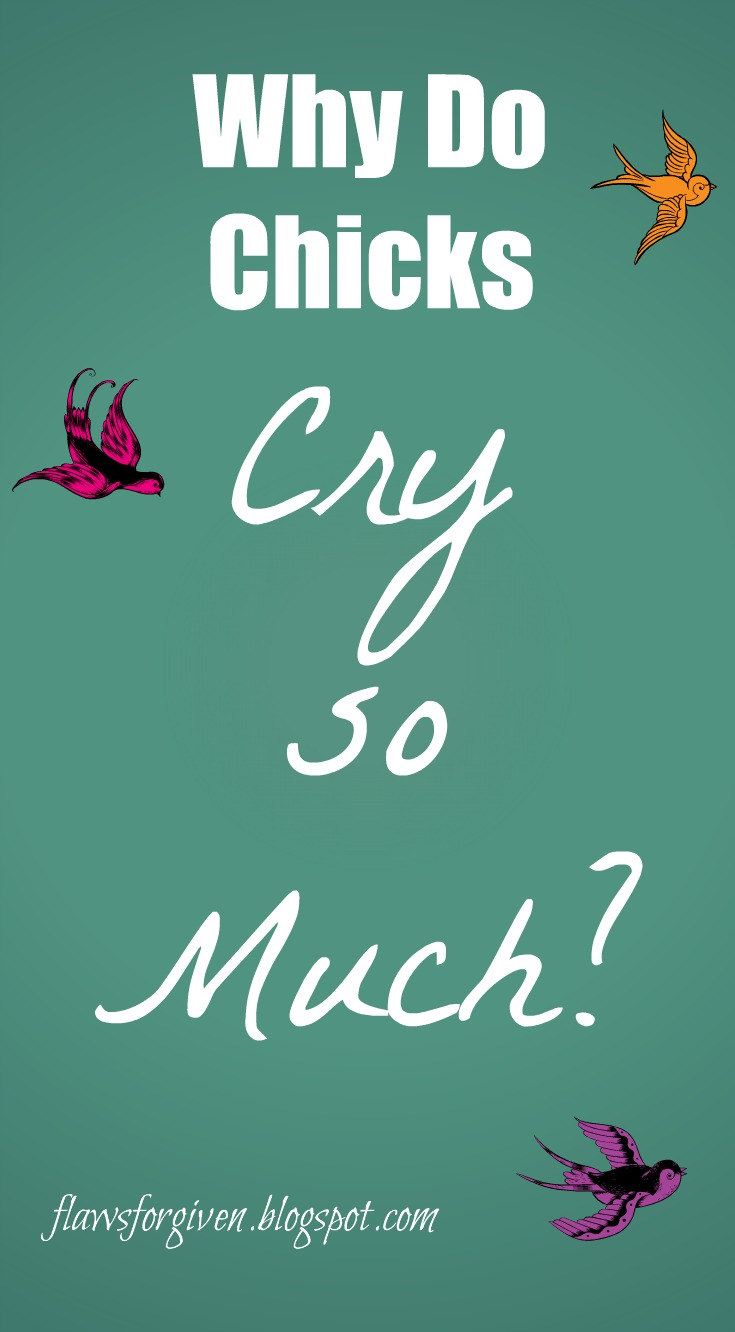 Why can not we cry