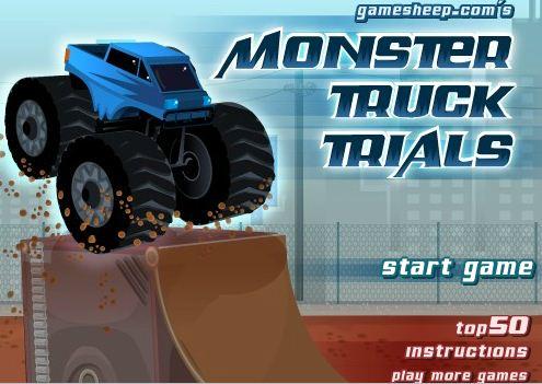 videos de camiones juegos de camiones monstruo