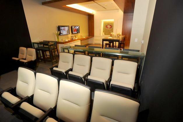 2016 Super Bowl Luxury Suites For Sale, Levi's Stadium