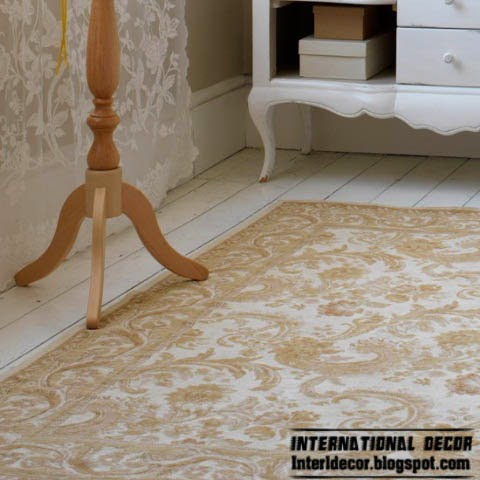 beige carpet rug, vintage bedroom style