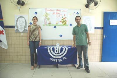 professores ETT