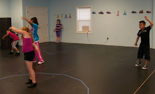 hip hop dance classes charlotte children