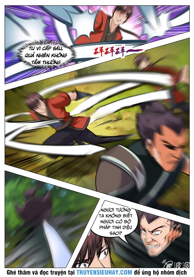Đại Kiếm Thần chap 141 - Trang 13