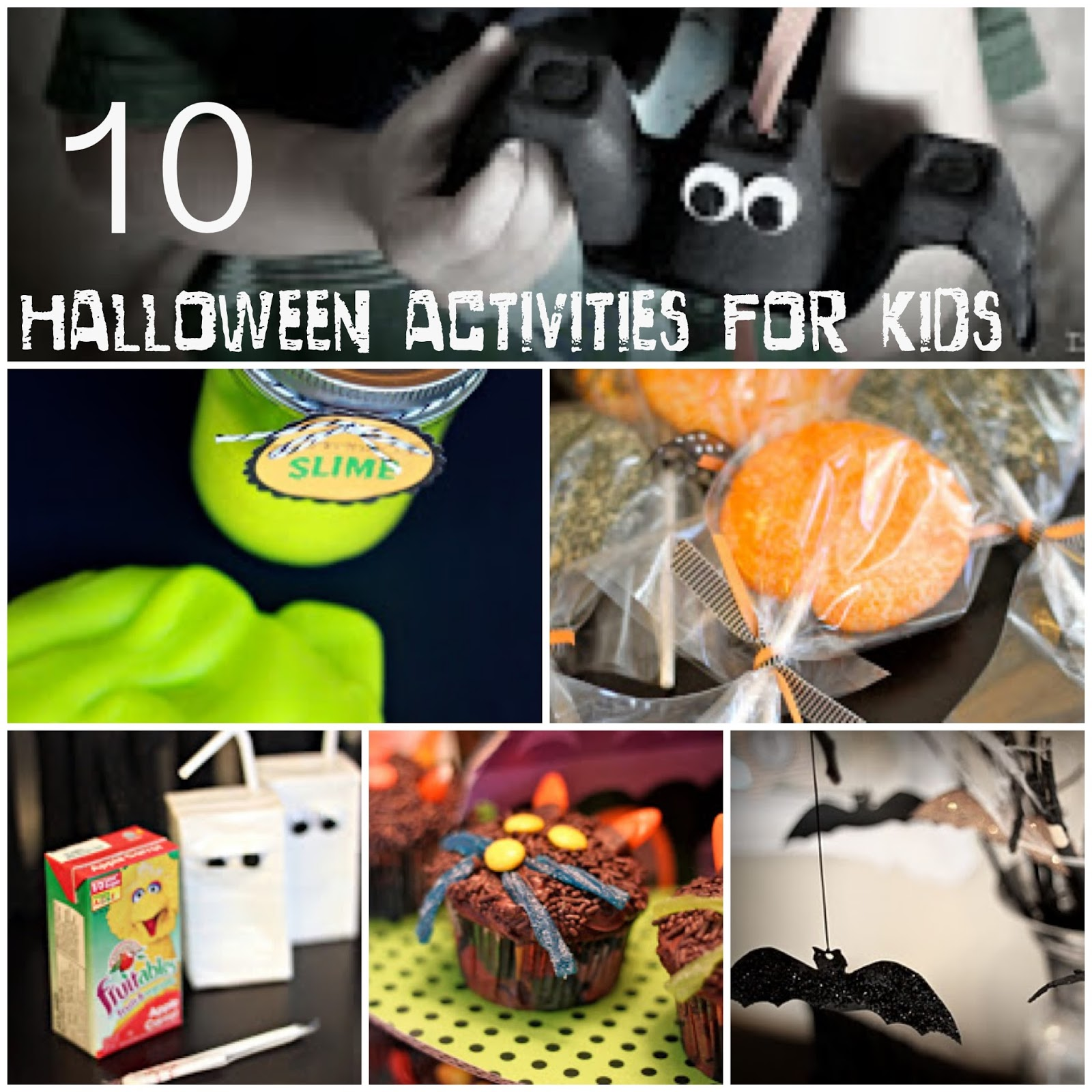 10 fun things to do with your kids for halloween - Halloween Fun Activities For Kids