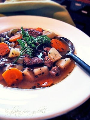 Easy tasty gluten-free beef stew
