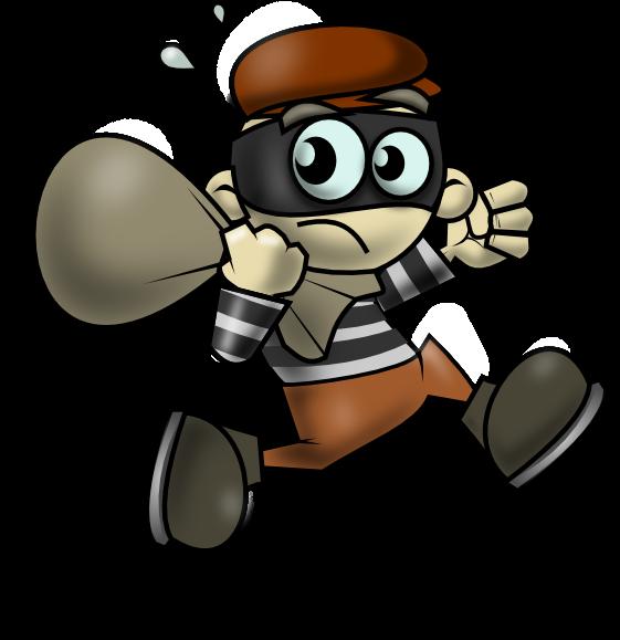 El misterioso ladrón de ladrones  de   Pedro Pablo Sacristán Burgh