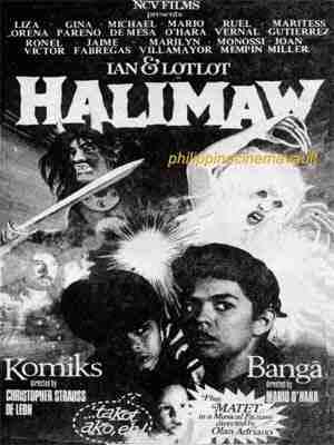 Halimaw movie