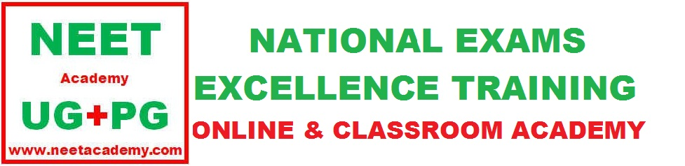 NEET ACADEMY - India's National Exams Excellence Training Academy