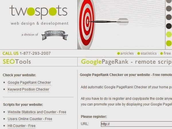 Google Twospots.com