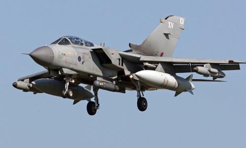 British Siap Sedia Serang Isis di Syiria