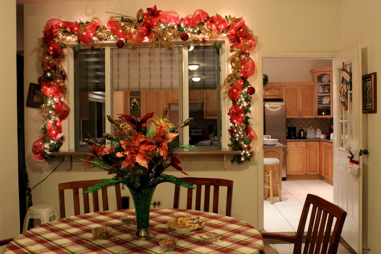 Creaci n punto por punto decoraci n navide a - Decoracion relojes de pared ...