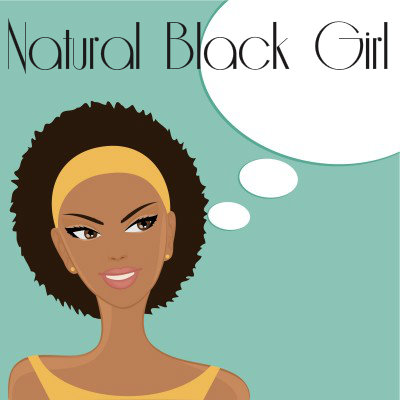 Natural Black Girl