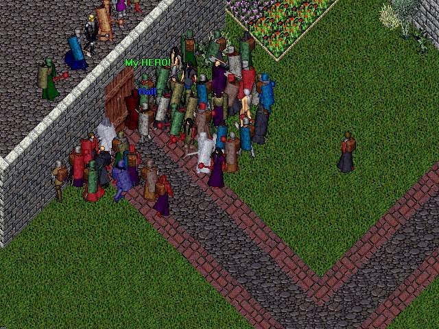 Ultima Online Game Review