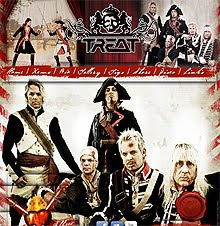 Treat y Bonfire cabezas de cartel del Madrid RockFest 2011