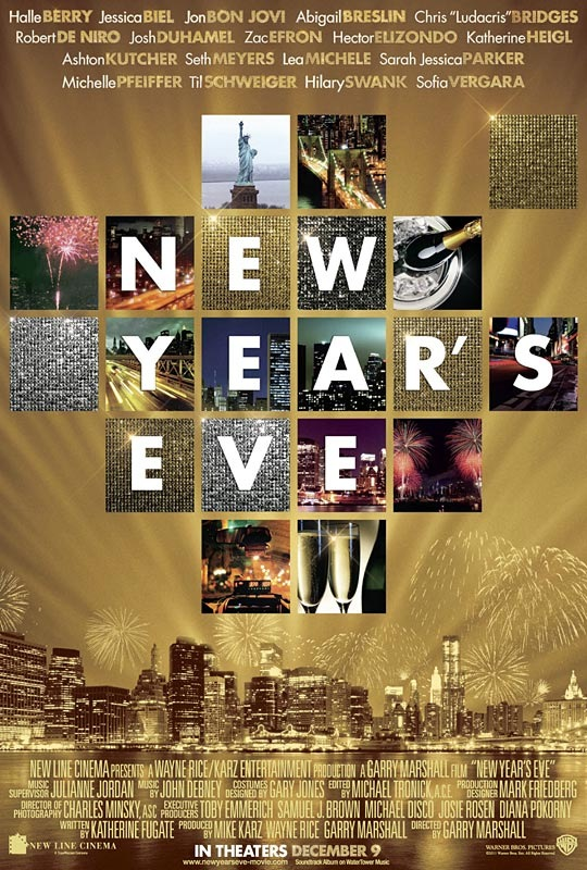 New Years Eve Movie Trailer