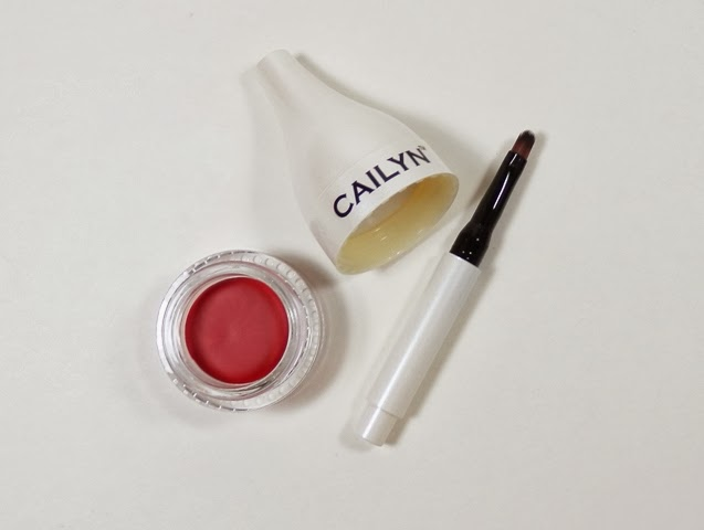 Cailyn Cosmetics Tinted Lip Balm in Big Apple